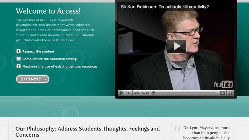 Access Academic Success