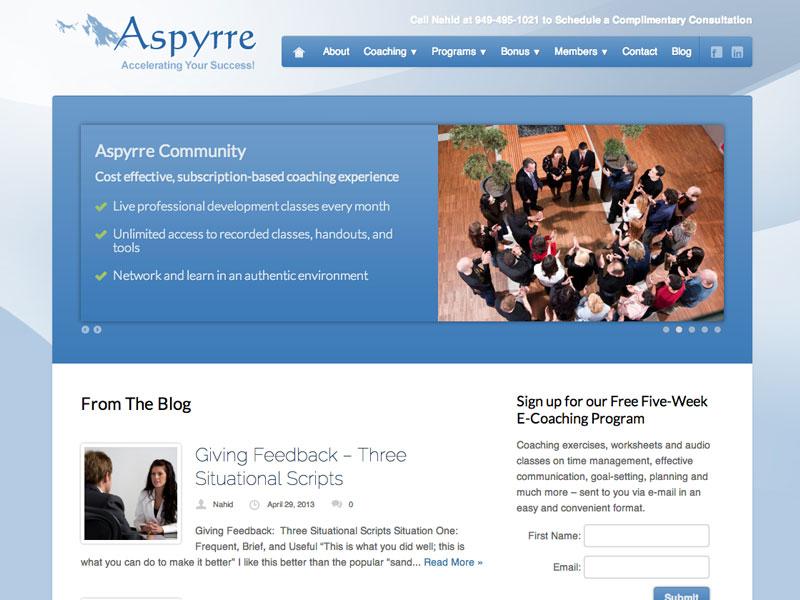 Aspyrre Community