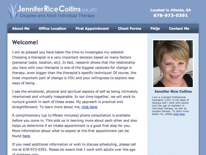 JenRCollins.com