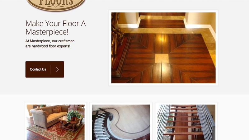 Masterpiece Floors Homepage