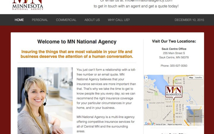 Minnesota National Agency