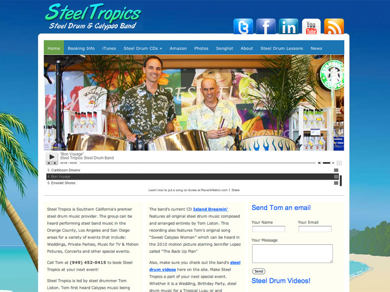 SteelTropics.com